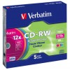 VERBATIM CD-RW 700MB 43167 COLOR