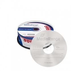 MEDIARANGE GERMANY CD-RW 700MB/12X/1/25CAKE/MR235-25/HK