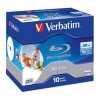 VERBATIM BLU-RAY 50GB 6X WIDE PRINTABLE JC/43736/43735