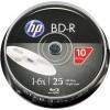 HEWLETT PACKARD BLU-RAY 25GB BD-R 6X 69321
