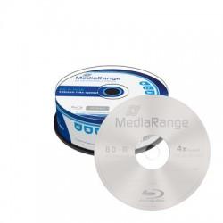 MEDIARANGE GERMANY BLU-RAY 25GB/4X/BD-R/25CAKE/MR503/