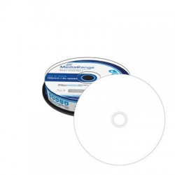 MEDIARANGE GERMANY BLU-RAY PRINTABLE 25GB 4X MR496/10 CAKE