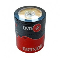 MAXELL DVD-R 4.7GB 16X  CAKE 1/100