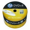 HP DVD+R 4.7GB 16X 50PK BULK 69305