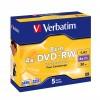 VERBATIM DVD+RW 8CM 1.46GB 4X 43565/43564