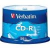 VERBATIM CD-R 700MB 52X 43351 CAKE BOX 50PCS