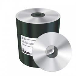 MEDIARANGE GERMANY CD-R PROFFESIONAL LINE/700MB/52X/OFFSET PRINT.SILVER