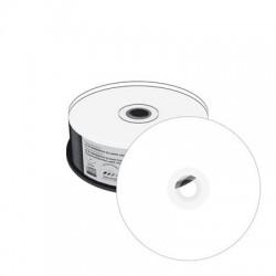 MEDIARANGE GERMANY CD-R PRINTABLE 700MB MR241 1/25 BLACK DYE