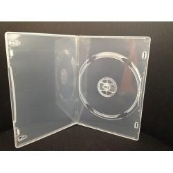 LEDLUX KUTIJE SLIM DVD PROVIDNE 7MM