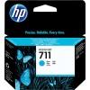 HP KERTRIDZI INKJET HP INK CZ130A CYAN, NO.711