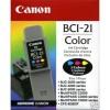 CANON KERTRIDZI INKJET COLOR BCI-21