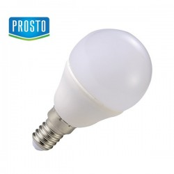 PROSTO-KINA LED SIJALICE E14/4.6W/5.000K/374LM/GLOBE/20.000H/230V
