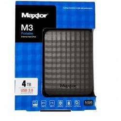 SEAGATE HDD MAXTOR 4TB M3 PORTABLE STSHX-M401TCBM