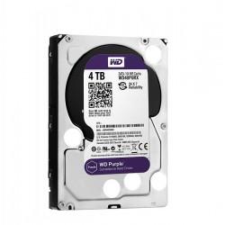 WESTERN DIGITAL HDD 4TB WD40PURZ SATA3 64MB CAVIAR PURPLE