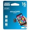 GOODRAM MEMORIJSKE KARTICE 16GB MICRO SDHC CLASS 4