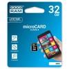 GOODRAM MEMORIJSKE KARTICE 32GB MICRO SDHC CLASS 4