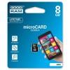GOODRAM MEMORIJSKE KARTICE 8GB MICRO SDHC CLASS 4