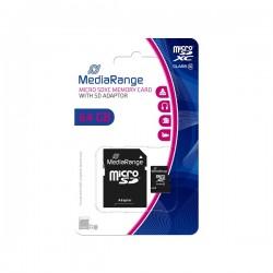 MEDIARANGE GERMANY MEMORIJSKE KARTICE 64GB MICRO SDXC+ADAP C10/MR955