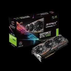 ASUS GRAFICKE KARTICE STRIX-GTX1080-A8G-G GTX 1080 8GB 256BIT