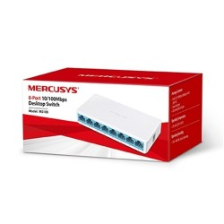 MERCUSYS MREZNA OPREMA MS108 10/100 8-PORT SWITCH
