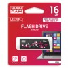 GOODRAM USB FLASH MEMORIJE 16GB DRIVE 3.0 UCL3 BLACK