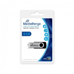 MEDIARANGE GERMANY USB FLASH MEMORIJE 8GB FLEXY DRIVE MR908/2.0