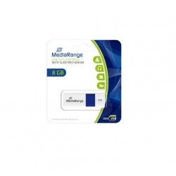 MEDIARANGE GERMANY USB FLASH MEMORIJE 8GB/2.0/COLOR EDITION BLUE MR971